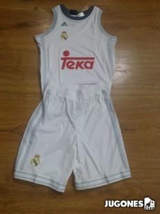 Minikit Real Madrid 15/16