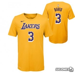 Anthony Davis Angeles Lakers  T-Shirt