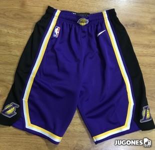Angeles Lakers Short Jr