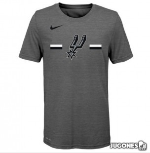 Camiseta San Antonio Spurs Jr