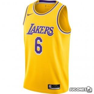 Ángeles Lakers Lebron James Jersey