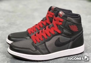 Jordan 1 Retro High OG Black Satin