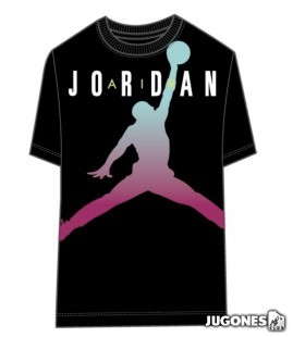 Jordan Fadeaway tee