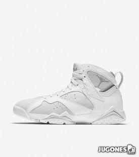Air Jordan 7 Retro Pure platinum