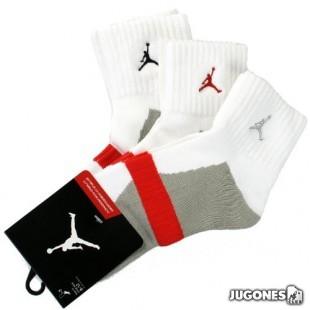 Pack Jordan mid socks