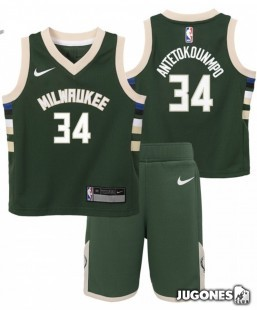 Hanger set NBA Kids Giannis Antetokounmpo