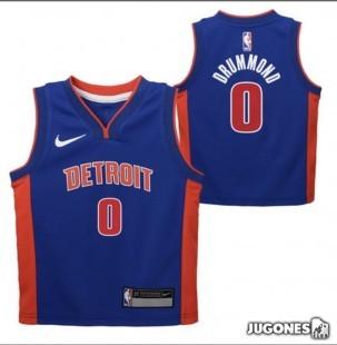 Camiseta Pistons Drummond Jr