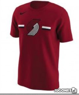 Nike Portland Trail Blazers Jr T-shirt