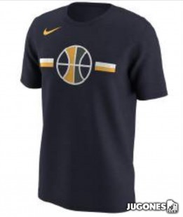 Camiseta Nike Utah Jazz Jr