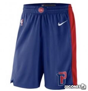 Detroit Pistons Short Jr