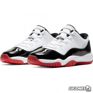 Jordan 11 Retro Low (GS) Concord Bred