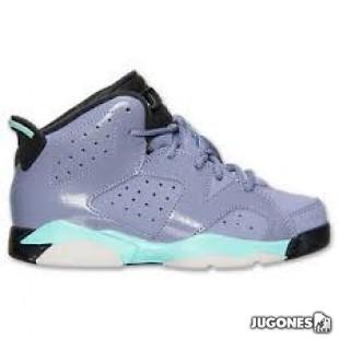 Nike Air Jordan 6 ` Iron Purple ` PS