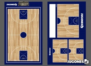 Tactical Basketball Board