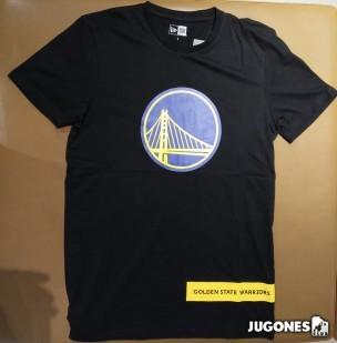 NBA Block Wordmark Golden State Warriors