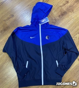 Dallas Mavericks Nike Lightweight Jacket
