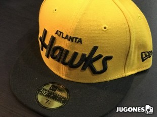 New Era Atlanta Hawks Hat