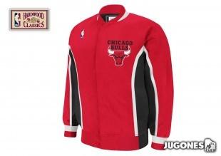 1992-93 Authentic Warm Up Chicago Bulls Jacket