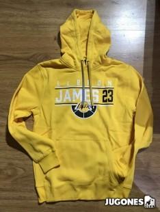 Sudadera Lebron James Lakers