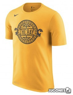 Camiseta Nike Dry Golden The Bay