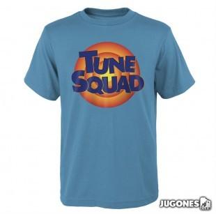 Space Jam Tune Squad Logo Tee