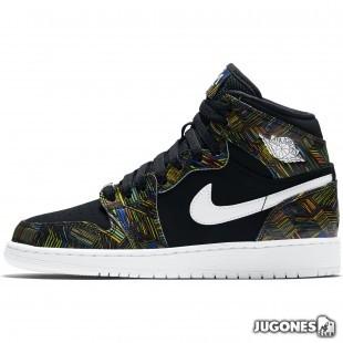 Nike Air Jordan 1 Retro BHM GG