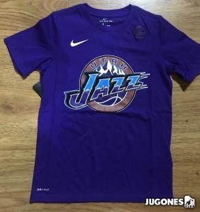 Logo HWC Utah Jazz Tee