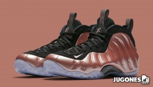Foamposite Elemental Rose