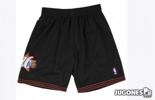 Pantalon Swingman Philadelphia 76ERS Road 2000-01