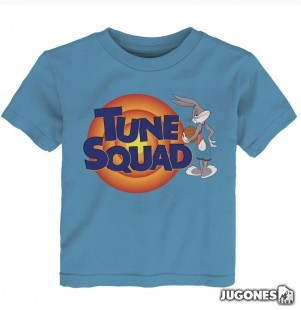 Space Jam Tune Squad Front Kids Tee