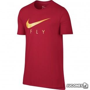 Camiseta Nike Fly Droptail
