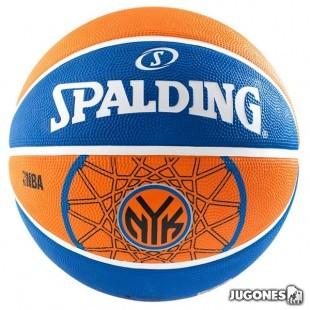 Balon Spalding team balls New York Knicks Talla 7