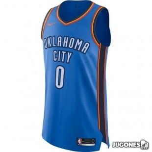 Camiseta NBA Authentic Russell Westbrook