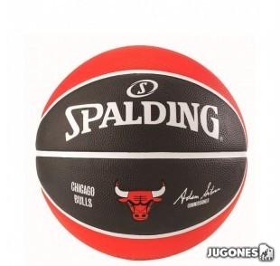Balon Spalding NBA Bulls Talla 5