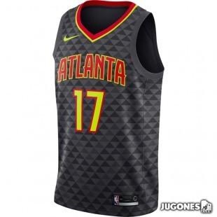 Camiseta NBA Swingman Schroder Atlanta