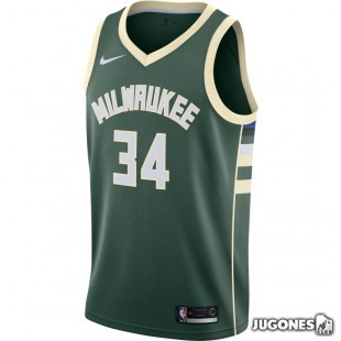T-shirt NBA Swingman Antetokounmpo Milwaukee