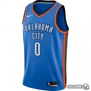 Camiseta NBA Swingman Westbrook Oklahoma