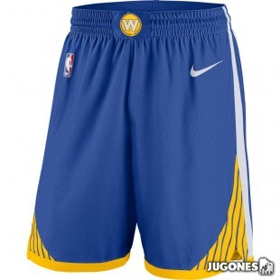 Pantalon Nike Swingman Golden State Warriors