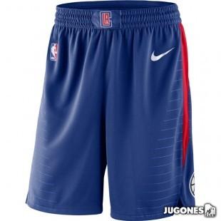 Pantalon Nike Swingman Los Angeles Clippers