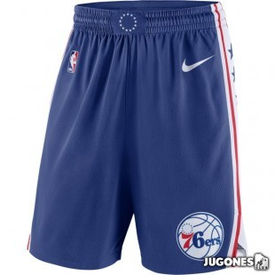 Nike Swingman 76ers short