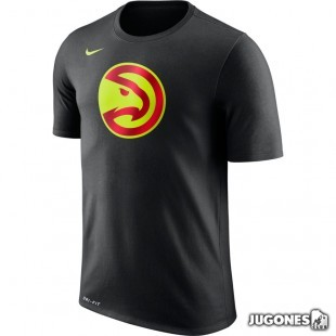 Camiseta Nike Dry Logo Atlanta Hawks