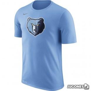 Nike Dry Logo Memphis Grizzlies T-shirt