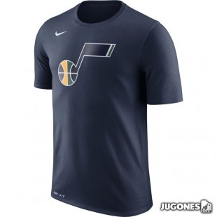 Camiseta Nike Dry Logo Utah Jazz