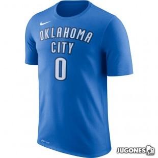 Camiseta Nike Dry Russell Westbrook OCT