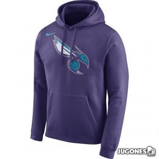 Sudadera Nike Charlotte Hornets