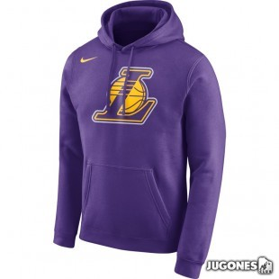 Sudadera Nike Los Angeles Lakers