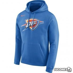 Sudadera Nike Oklahoma City Thunders