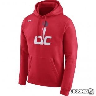 Sudadera Nike Washington Wizards