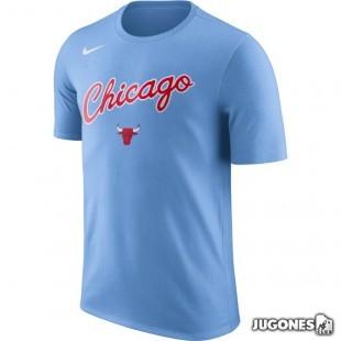 Camiseta Chicago Bulls City Edition