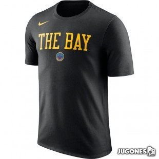 Camiseta Golden State Warriors City Edition