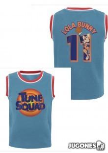 Camiseta Tune Squad Lola Bunny